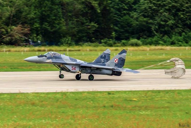 fot. Baza Lotnictwa Taktycznego